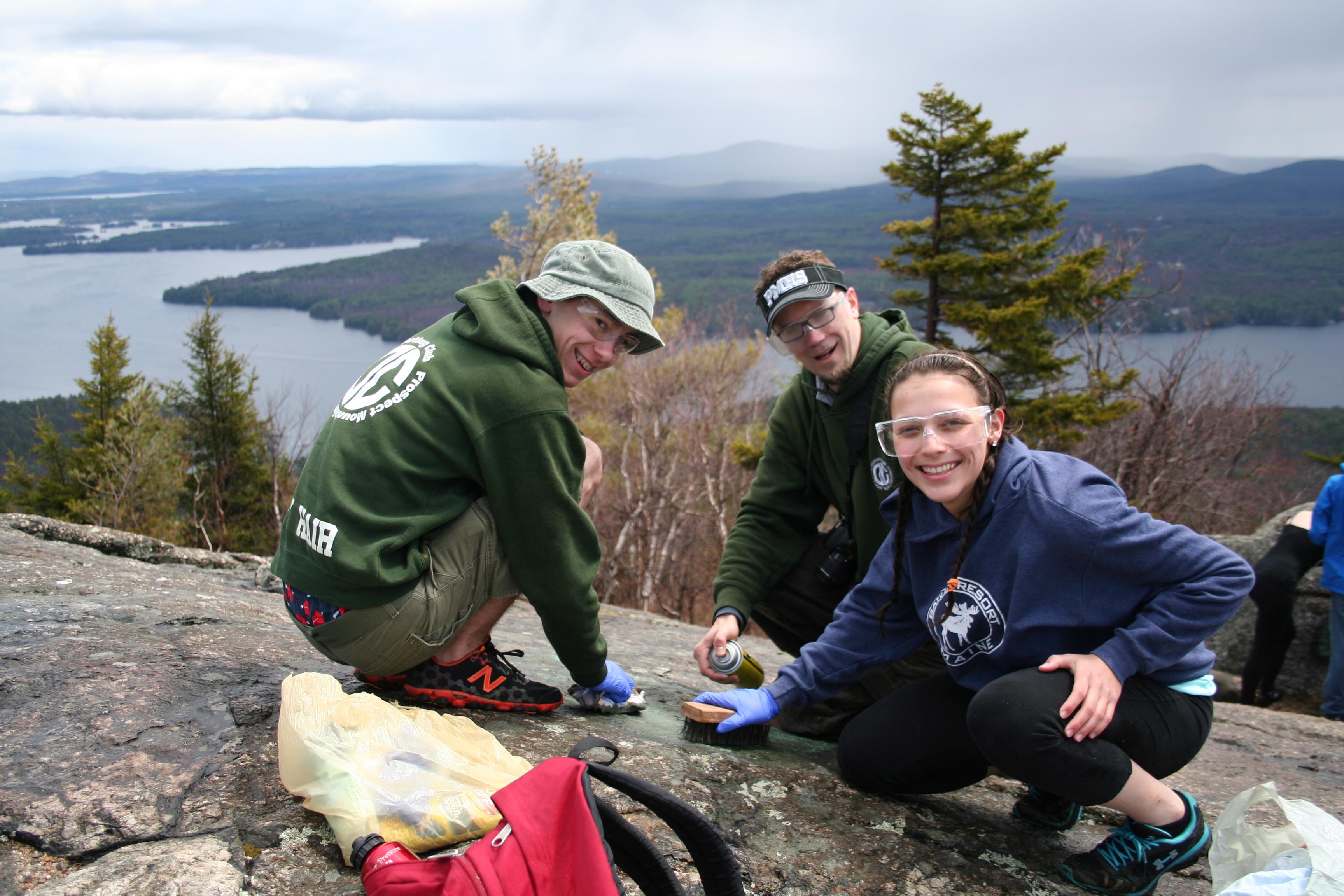 Mt Major Cleanup 3