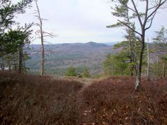 Orange Trail on Mount Mack