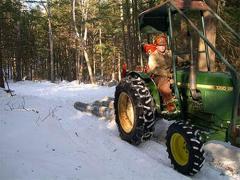 Tractor Logging