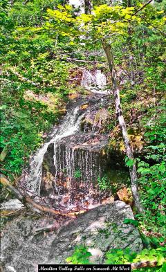 Moulton Valley Falls